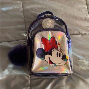 Kipling Minnie Mouse Convertible purse
